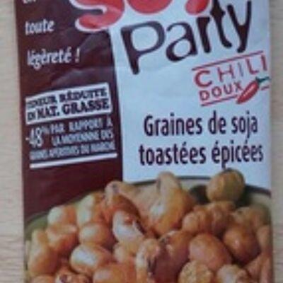 Soya party chili doux (Soy)