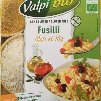 Fusilli maïs et riz (Valpibio)
