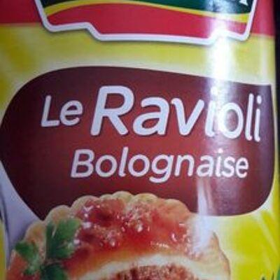 Le ravioli bolognaise (Panzani)