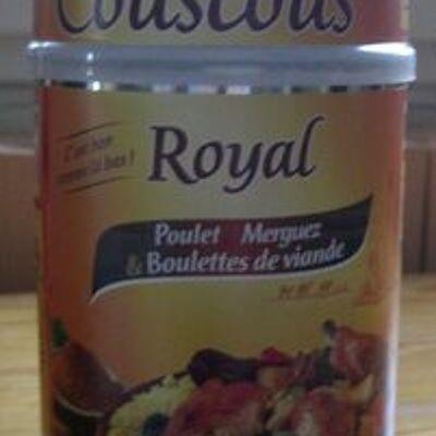 Couscous royal (Garbit)