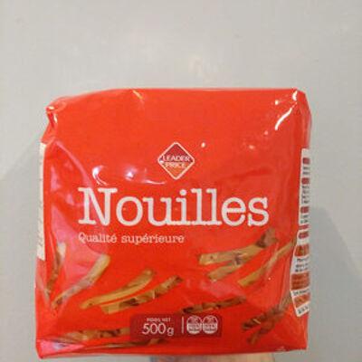 Nouilles (Leader price)