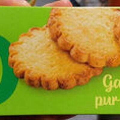 Galettes pur beurre bio (Franprix bio)