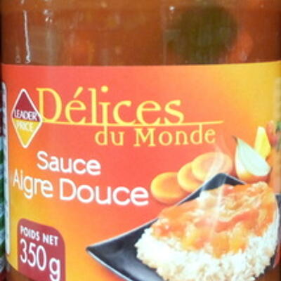 Sauce aigre douce (Leader price)