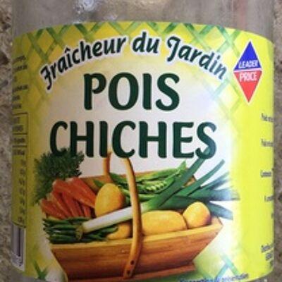 Pois chiches (Fraîcheur du jardin)