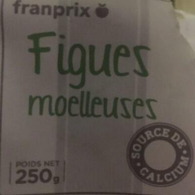Figues moelleuses (Franprix)