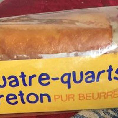 Quatre quart breton (Leader price)