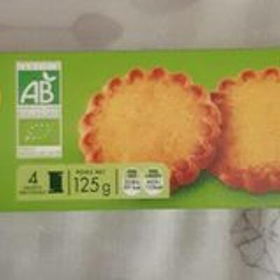 Galettes pur beurre (Leader price)