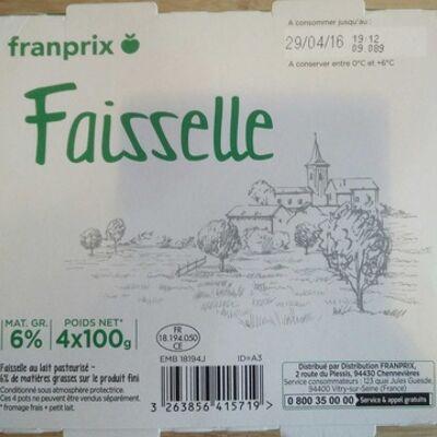 Faisselle (Franprix)