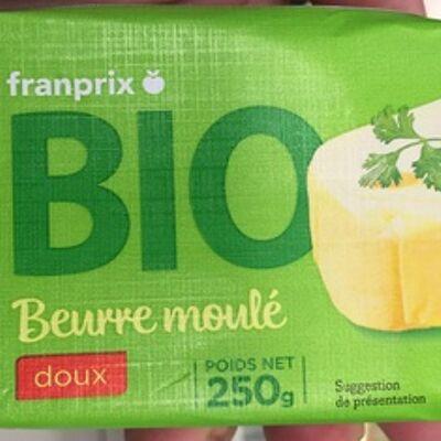 Beurre bio (Franprix)