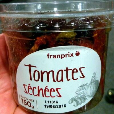Tomates séchées (Franprix)