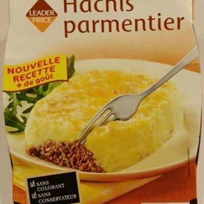 Hachis parmentier (Leader price)