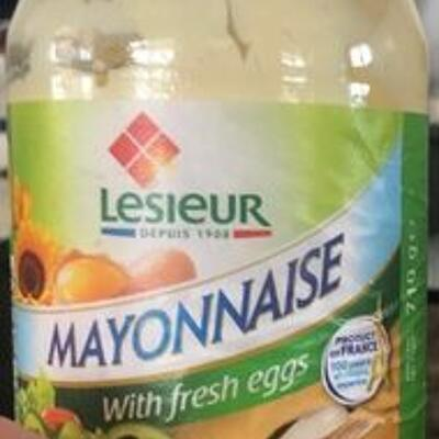 Mayonnaise lessieur (Lesieur)