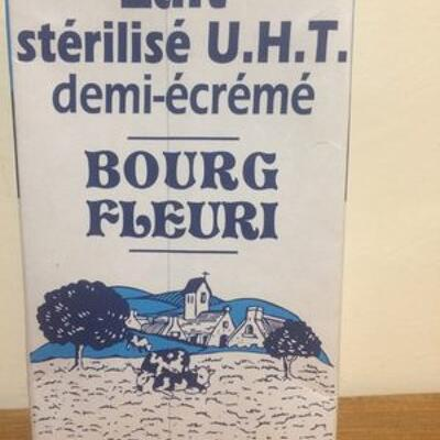 Lait (Bourg fleuri)