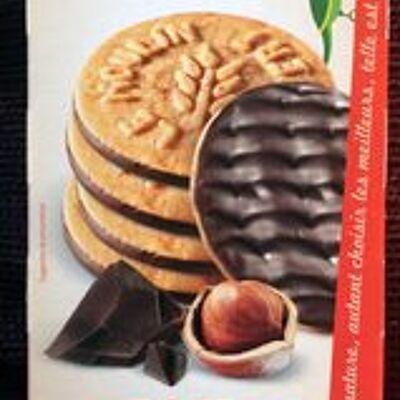 Plaisir noisette chocolat noir (Le moulin du pivert)
