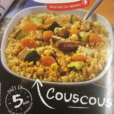 Couscous saveurs du monde (Saveurs du monde)