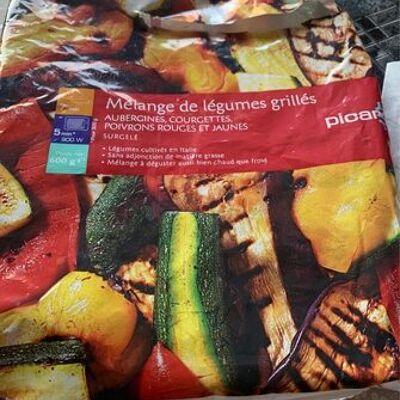 Mélange de légumes grilles (Picard)