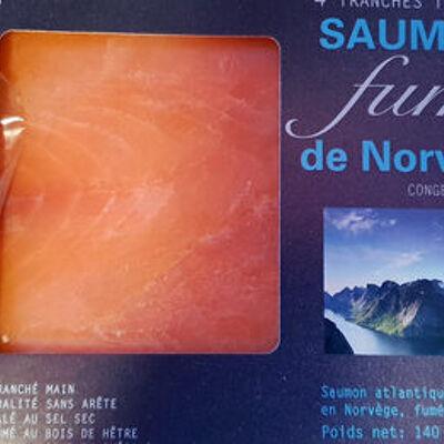 Saumon fumé de norvège (Picard)