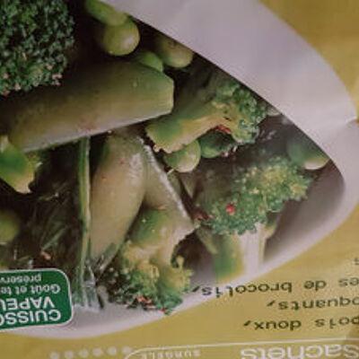 Mélange de légumes vapeur (Picard)