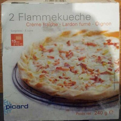 2 flammekueche (Picard)