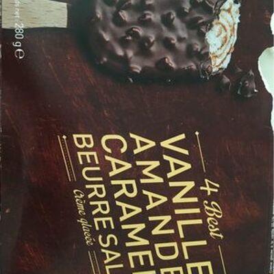 Best vanille amande caramel beurre salé (Picard)