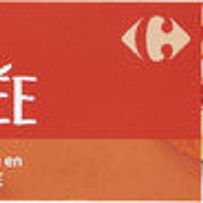 Pâte brisée (Carrefour)