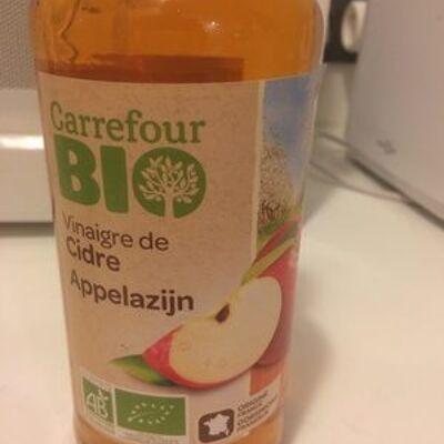 Vinaigre de cidre (Carrefour bio)