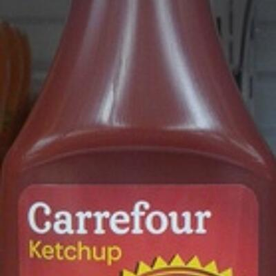 Ketchup hot (Carrefour)