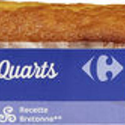 Quatre-quarts pur beurre (Carrefour)