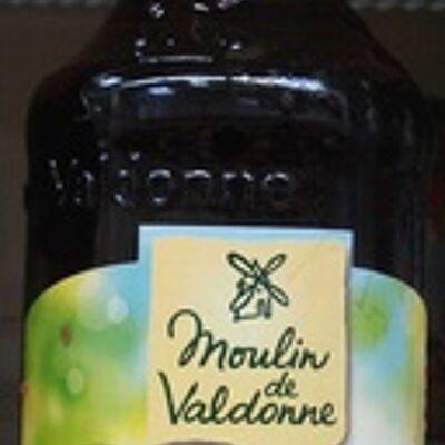 Sirop fraise des bois (Moulin de valdonne)