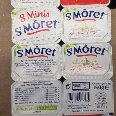 8 minis st moret (St moret)