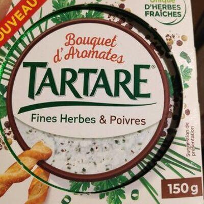 Tartare - fines herbes & poivre (Tartare)