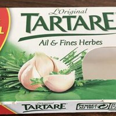 Tartare ail & fines herbes - format familial (Tartare)