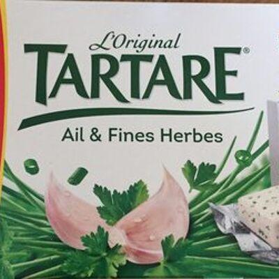 Tartare ail et herbe (Tartare)