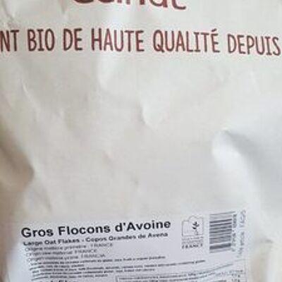 Epicerie / céréales, graines, pâtes, riz / flocons de céréales (Celnat)