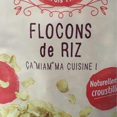 Flocons de riz (Happy bio)
