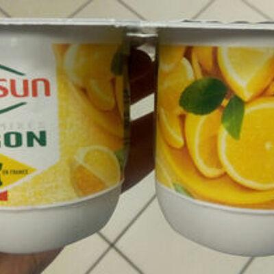 Sojasun citron (Sojasun)