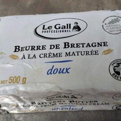 Beurre de bretagne doux (Le gall)