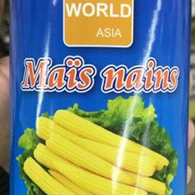 Maïs nains (Eat the world asia)