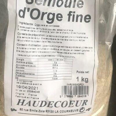 Semoule orge (Haudecoeur)