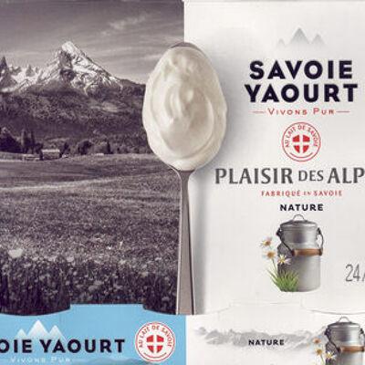 Savoie yaourt yaourt brassé nature (Savoie yaourt)