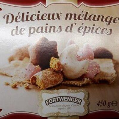 Délicieux mélange de pains d'épices (Fortwenger)