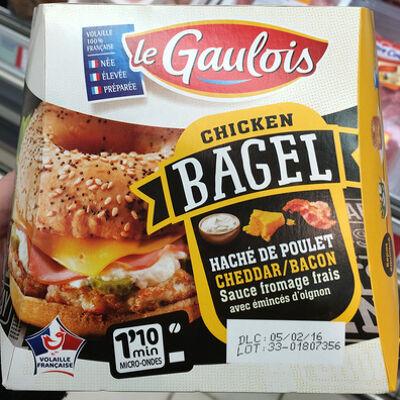 Chicken bagel (Le gaulois)