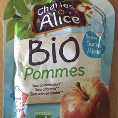 Compote bio pomme charles et alice (Charles & alice)