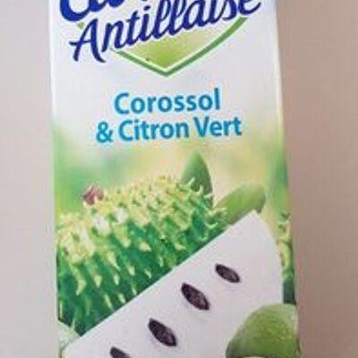 Corossol & citron vert (Caresse antillaise)