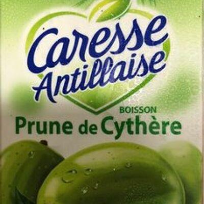 Boisson prune de cythere (Caresse antillaise)