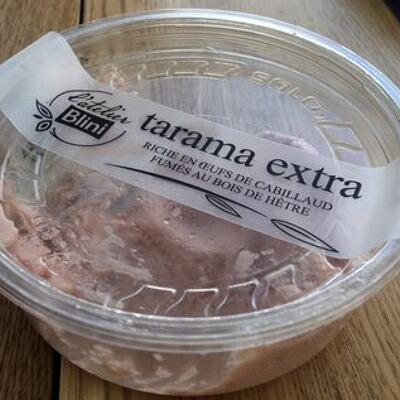Tarama extra (L'atelier blini)