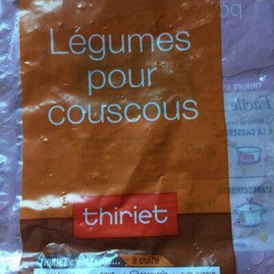 Légumes pour couscous (Thiriet)