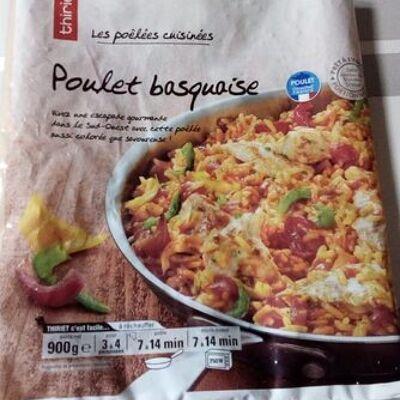 Poulet basquaise (Thiriet)