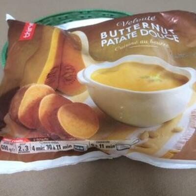 Veloute patate douce (Thiriet)