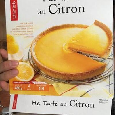 Tarte citron (Thiriet)